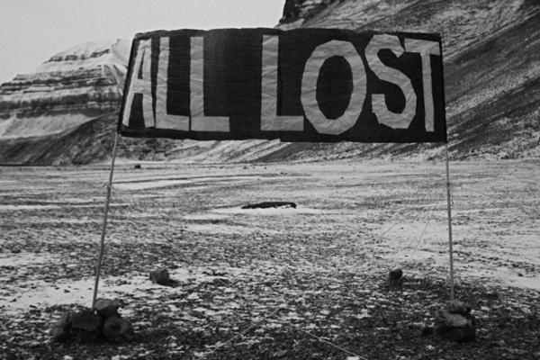 ALL LOST Banner