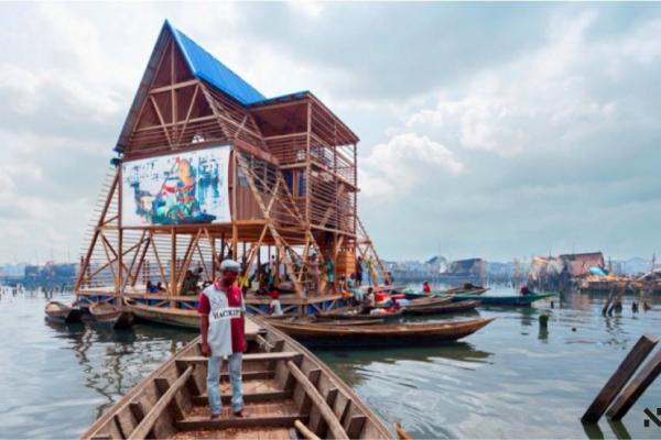 The Makoko Floating school
