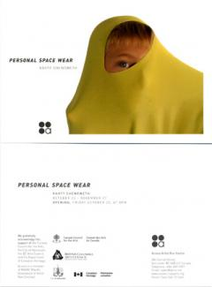 Flyer Personal Space Wear