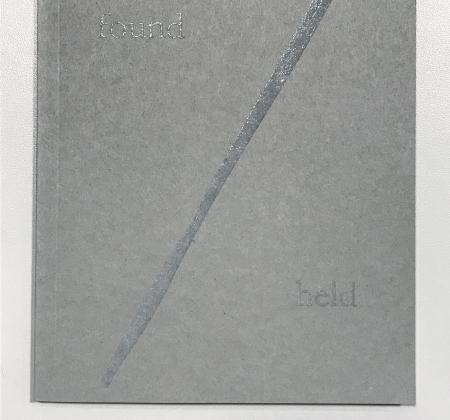 found/held publication cover